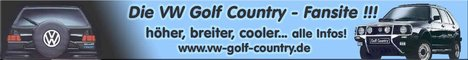 Die Golf Country - Fansite ! Modelle, Daten, Bilder, Forum uvm.